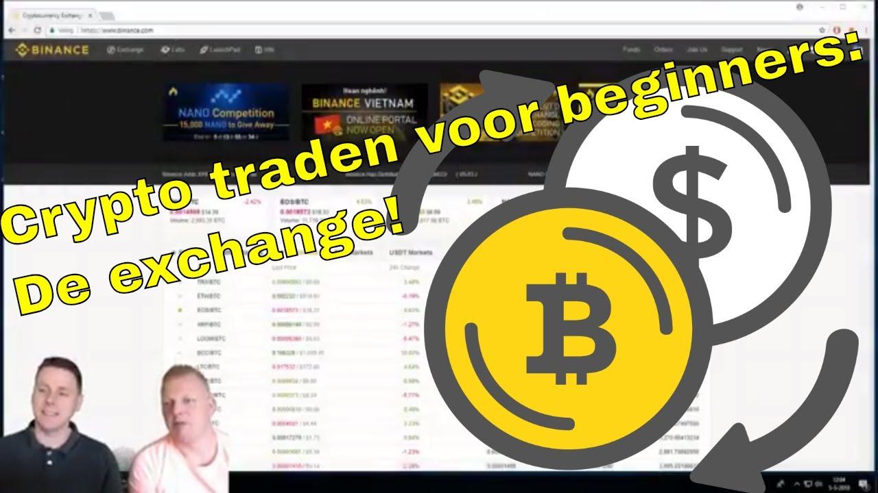Crypto traden voor beginners (5) Stoch RSI indicator !