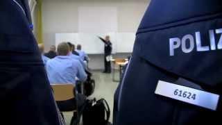 Ausbildung bei der Polizei mit Verantwortung und Adrenalin
