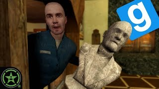 IT'S JUST ME, FREDERICK JEFFERSON! - Gmod Gune: Murder | Let's Play
