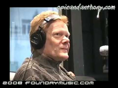 Philippe Petit of Man on Wire on Opie & Anthony