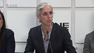 Conferencia de prensa sobre la Consulta Infantil y Juvenil 2018