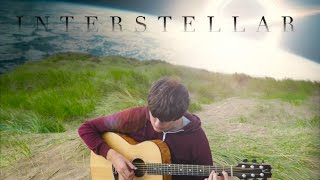 Interstellar Main Theme - Fingerstyle Guitar Cover