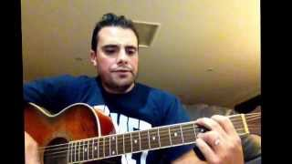 Take This Bottle by Faith No More (acoustic cover).
