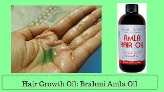 hair growth oil brahmi amla oil