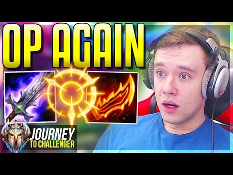 DID RIOT OVERBUFF THIS CHAMP AGAIN??? - Journey To Challenger  LoL