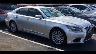 Lexus LS 460 2013 Videos