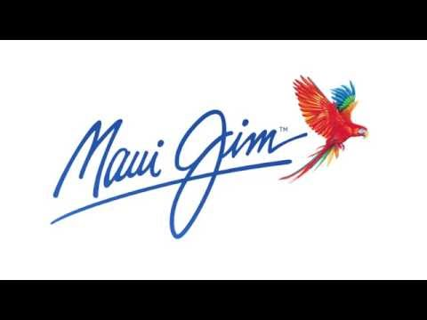 Black Coral Maui Jim Sunglasses at Peter Ivins Eye Care Glasgow Optician