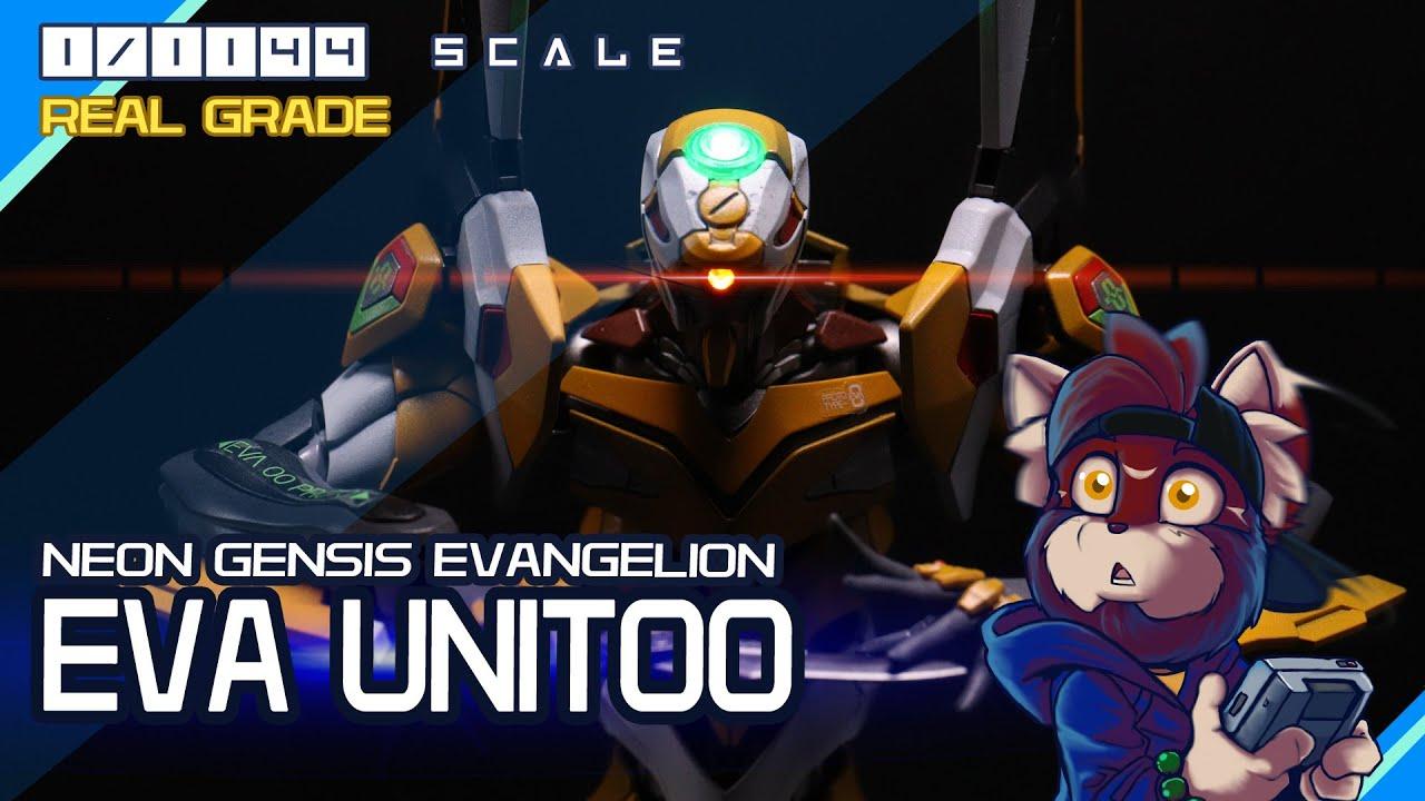#newtype #Otakubuilder REAL GRADE Evangelion Unit 00