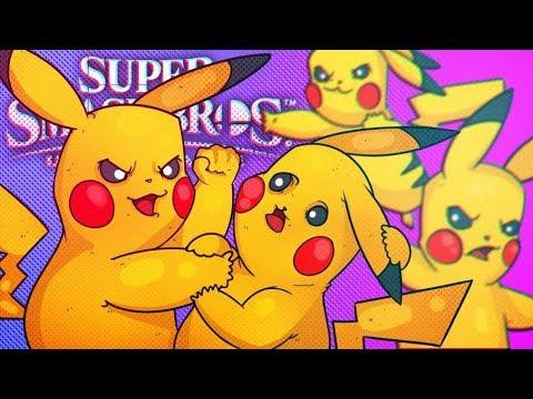 Super Smash Bros ULTIMATE! - Pokemon Pokeball PokeBattle!