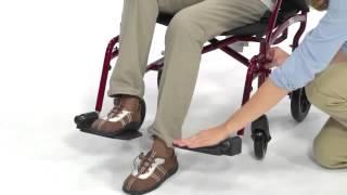 Drive Cougar Ultralight Aluminum Wheelchair