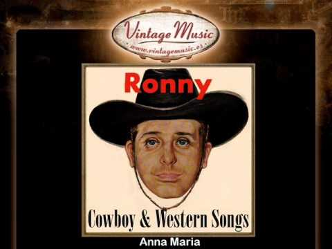Ronny Oh My Darling Caroline Und Andere Western Und Folk Songs