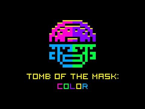 """Игра """"Томб оф зе Маск Колор"""" (Tomb Of The Mask Color) - прохождение"""