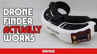 Did not expect this at all! GEFPV fatshark module review.