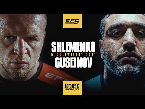 Шторм vs Торнадо: Александр Шлеменко против Артура Гусейнова