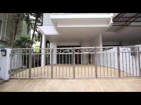Moobaan Areeya Mandarina Townhouse For Rent