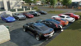 Forza Horizon 3 | True Street Tournament w/ 150mph C7 Z06, ZL1, GT500, SN95, Z28 & More