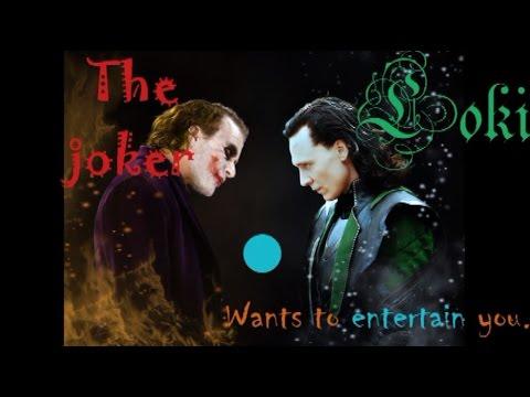 Loki & The Joker • For your entertainment
