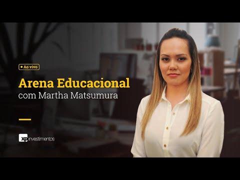 Arena XP - Educacional | Martha Matsumura - 20/10/2020