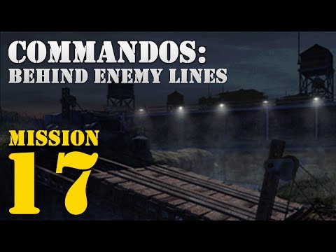Commandos: Behind Enemy Lines -- Mission 17: Before Dawn