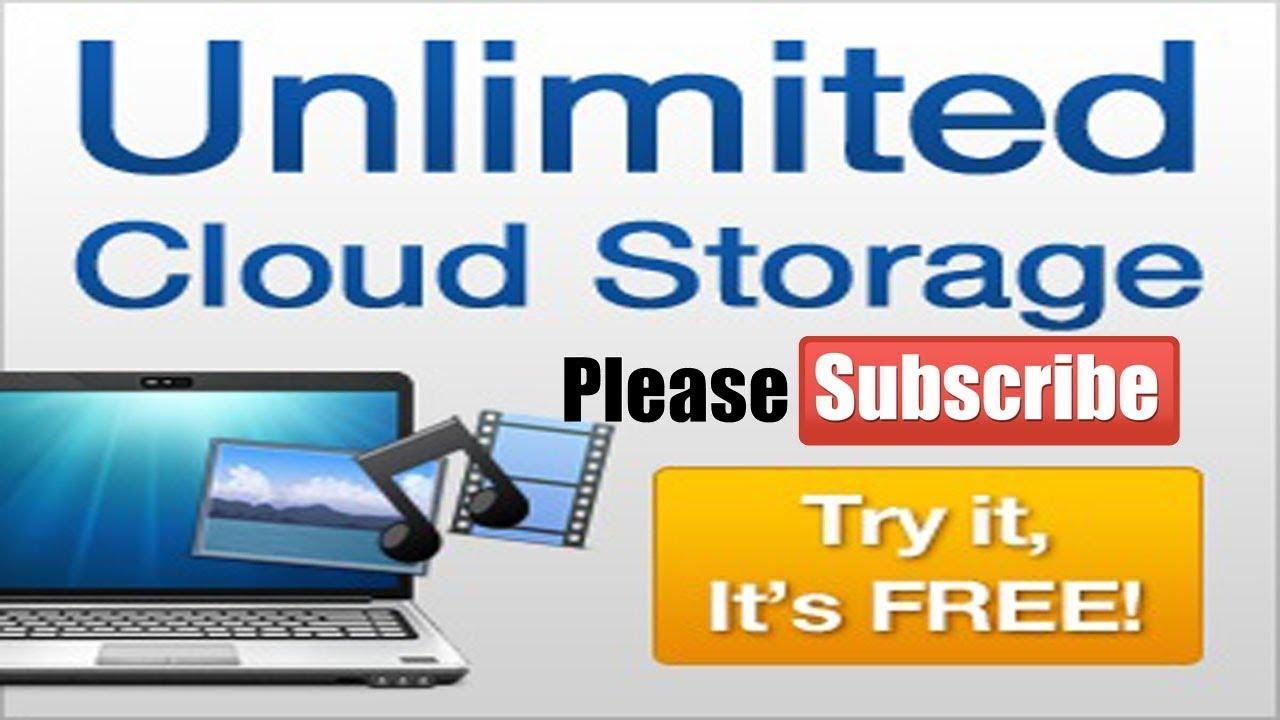 Degoo Unlimited Free Storage