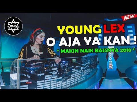 DJ YOUNGLEX O AJA YA KAN BASS KETINGGIAN 2018 [ MAKIN NAIK BASSNYA ] BY - BANGTRAP - DJ SKYZO TRAP
