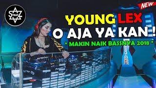 DJ YOUNGLEX O AJA YA KAN BASS KETINGGIAN 2018 MAKIN NAIK BASSNYA BY BANGTRAP DJ SKYZO TRAP