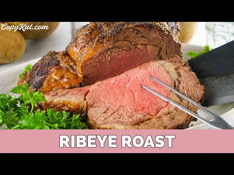 How To Make A Ribeye Roast