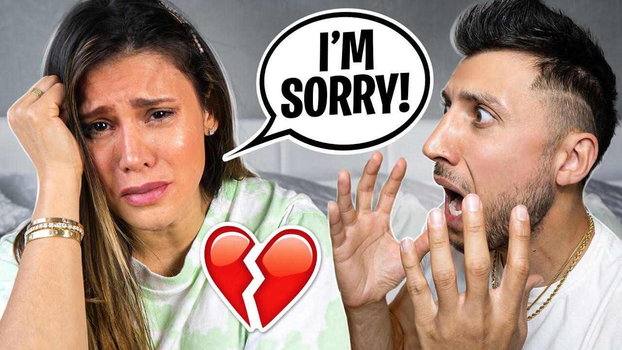 I Don't Want To MARRY You Anymore... (PRANK on Fiancé) | The Royalty Family