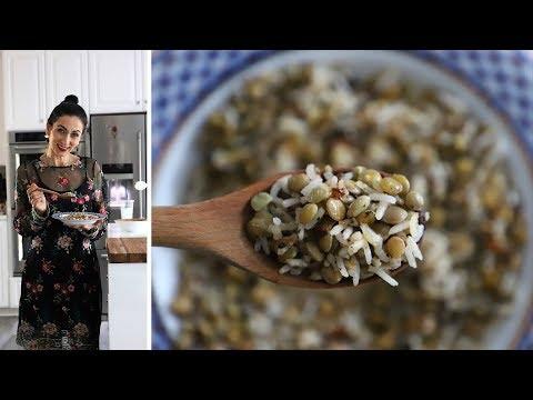 Плов из Чечевицы и Риса - Армянская Кухня - Рецепт от Эгине - Heghineh Cooking Show In Russian