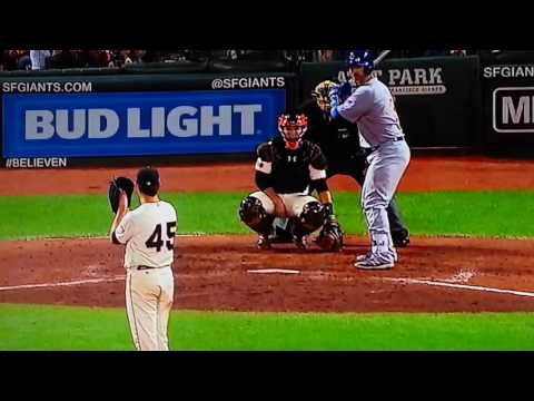 Chicago CUBS wins NLDS ! How Cubs beat the SF Giants 6-5
