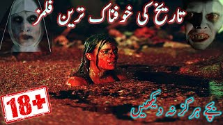 Top 10 World's Scariest Horror movies of all time   Urdu/Hindi   The meaning of scare