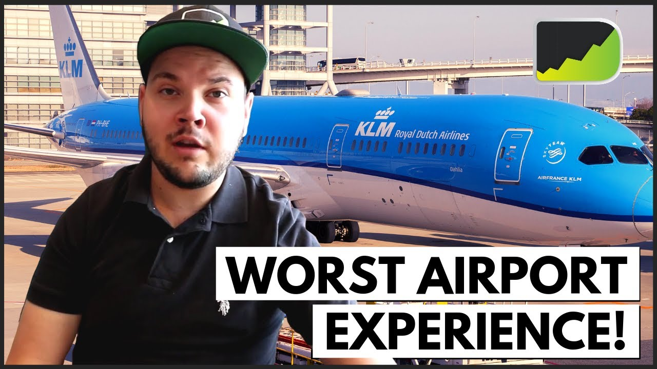 WORST Travel Experience Yet! (Getting to STOCKHOLM with KLM)