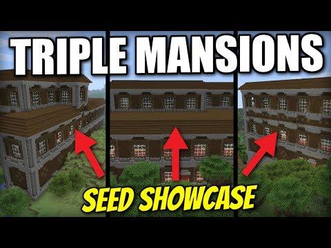 minecraft herobrine mansion seed ps4