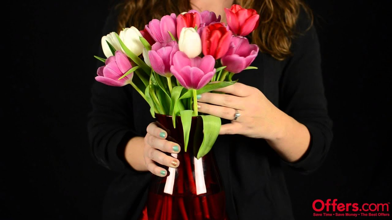 Offers.com - How to Keep Your Cut Flowers Fresh - YouTube