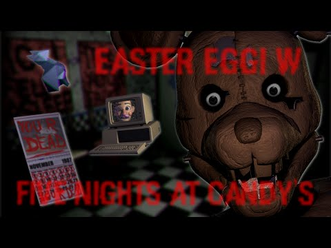 Easter Eggi w Five Nights at Candy's!