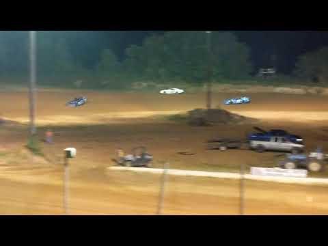 Street Stock Feature Southern Raceway - 8/24/19