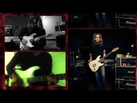 ESP Guitars: Jeff George (Harlot) Interview