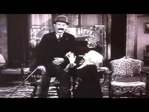 James Finlayson - master of the comedy double-take