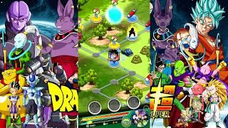 DRAGON BALL Z DOKKAN BATTLE & ドラゴンボールZ ドッカンバトル   Damage - God Mode & Dice   Gameplay MOD APK