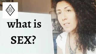 What is sex? And how do demons use it.