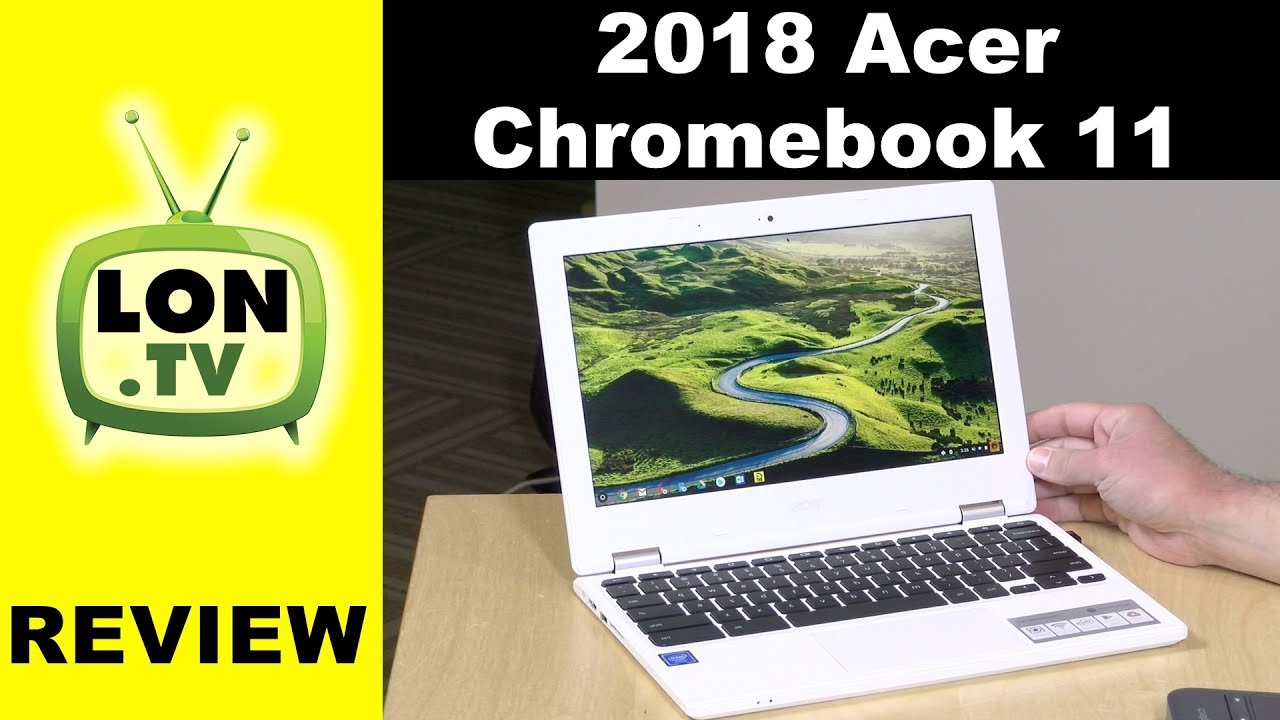 Acer Chromebook 11 2018 Review - $189 with IPS Display! CB3-132-C4VV