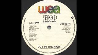 SERGE PONSAR - Out In The Night [12