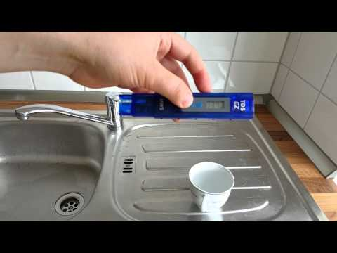 Качество питьевой воды в Германии