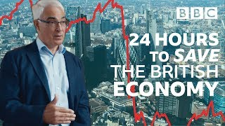 The shocking reality of how close Britain came to financial meltdown - BBC