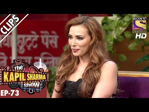 Thumbnail: Kapil offers Custard Apple Juice to Iulia - The Kapil Sharma Show – 8th Jan 2017