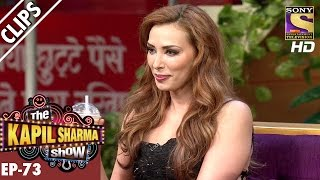 Kapil Offers Custard Apple Juice To Iulia - The Kapil Sharma Show – 8th Jan 2017