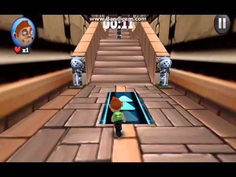 обзор необычной игры с GouTim:Беги Фред