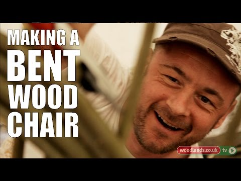 Making a Bentwood Chair