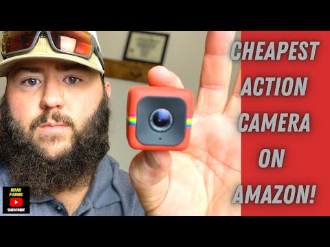 Cheapest Action Camera on AMAZON! Polaroid CUBE Act II