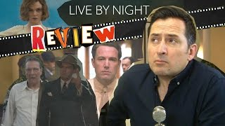 Review Vive de Noche (LIVE BY NIGHT) No Spoilers
